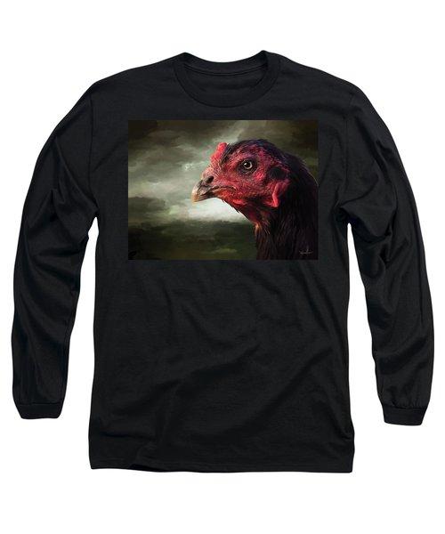 22. Game Hen Long Sleeve T-Shirt