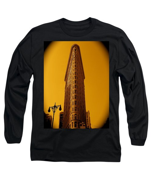 23rd Street And Broadway Long Sleeve T-Shirt
