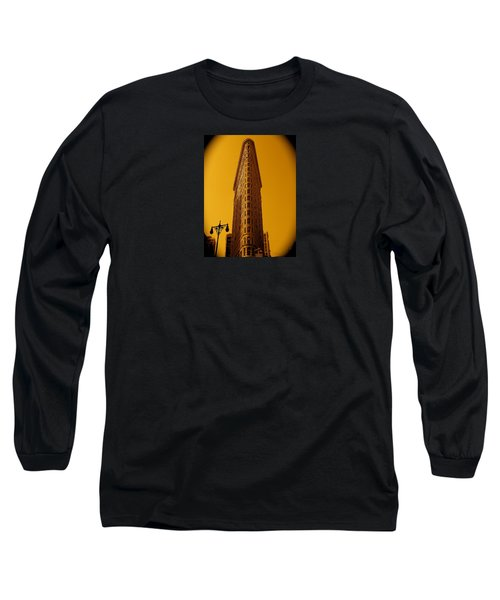 23rd Street And Broadway Long Sleeve T-Shirt