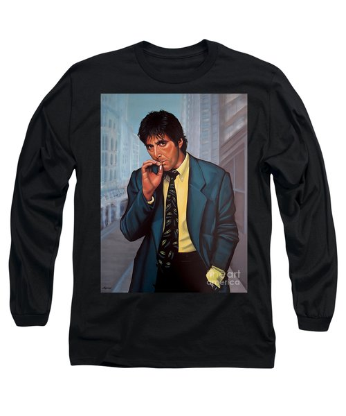 Al Pacino 2 Long Sleeve T-Shirt