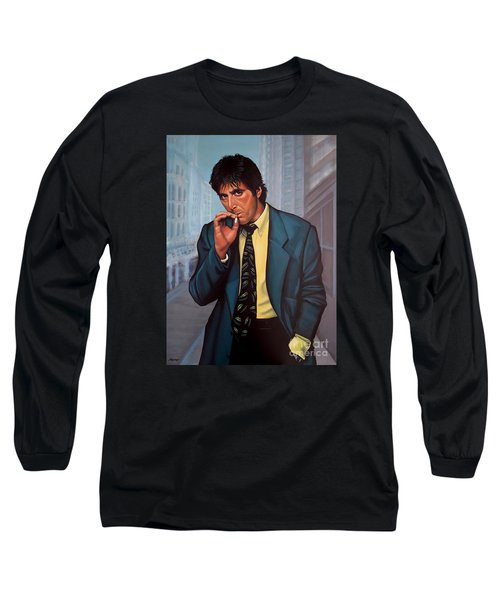 Al Pacino 2 Long Sleeve T-Shirt