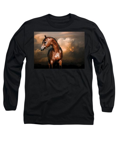 3. Arab Long Sleeve T-Shirt