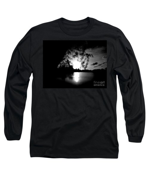 End Of Day Long Sleeve T-Shirt by Amar Sheow
