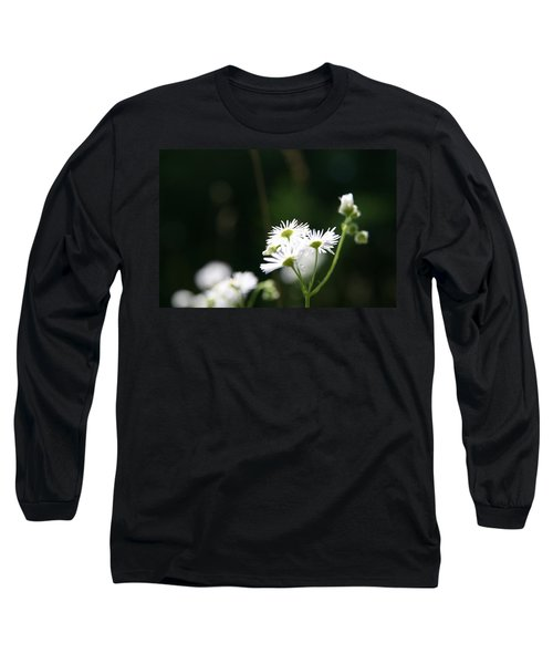 Enlightened  Long Sleeve T-Shirt by Neal Eslinger