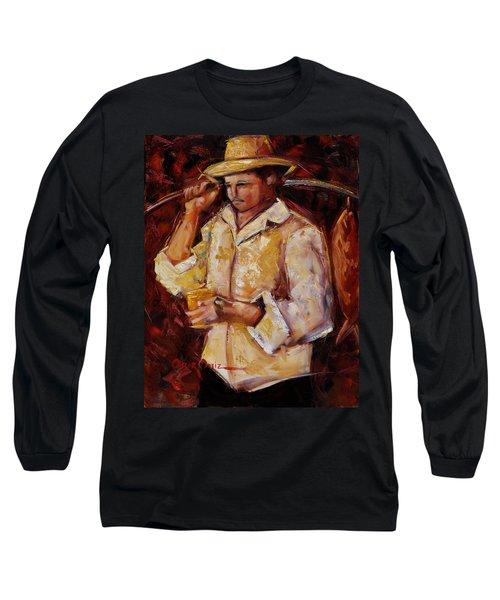 Jibaro De La Costa Long Sleeve T-Shirt