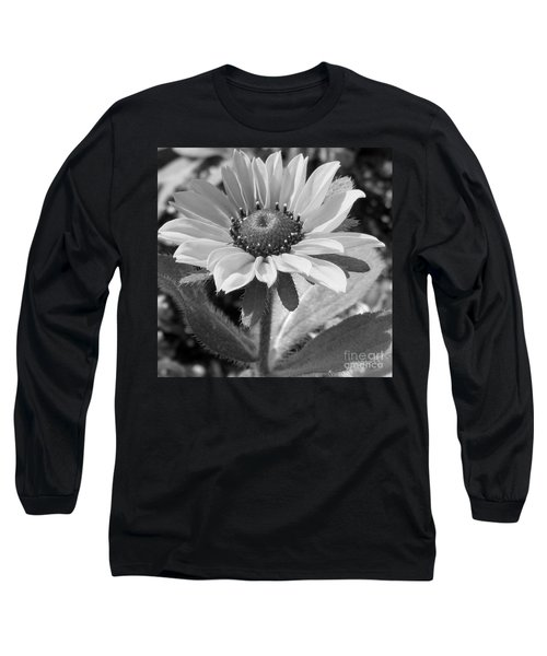Long Sleeve T-Shirt featuring the photograph Just A Flower by Janice Westerberg