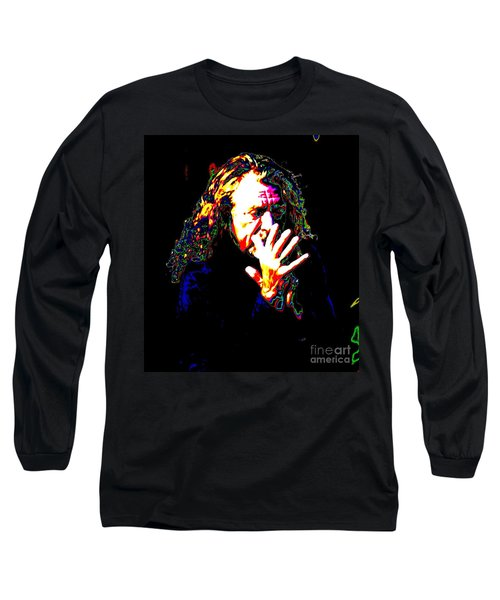 Robert Plant Long Sleeve T-Shirt