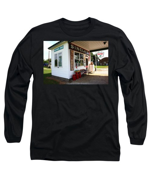 Route 66 Filling Station Long Sleeve T-Shirt