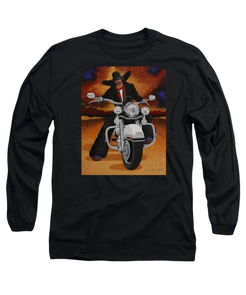 Steel Pony Long Sleeve T-Shirt