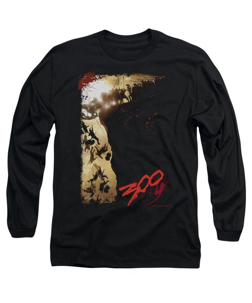 300 - The Cliff Long Sleeve T-Shirt