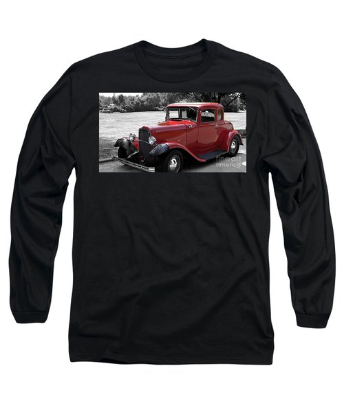 32 Ford Coupe Charmer Long Sleeve T-Shirt