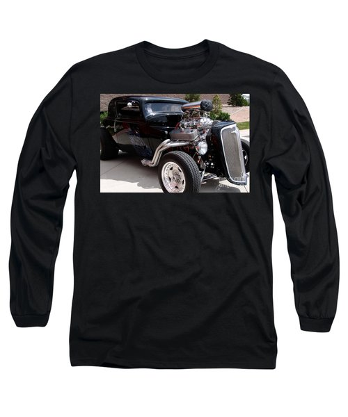 34 Custom Chevy Long Sleeve T-Shirt
