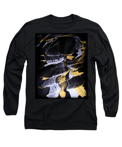 Abstract 31 Long Sleeve T-Shirt