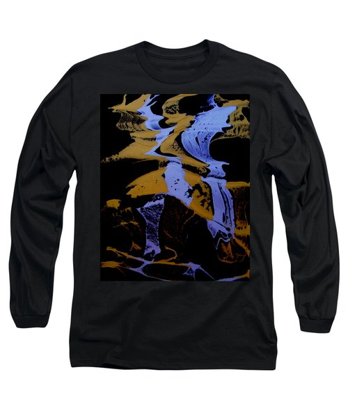 Abstract 37 Long Sleeve T-Shirt