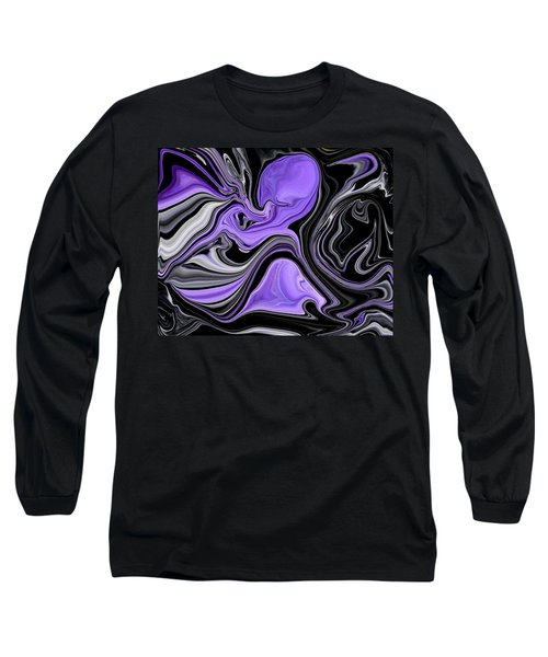 Abstract 57 Long Sleeve T-Shirt