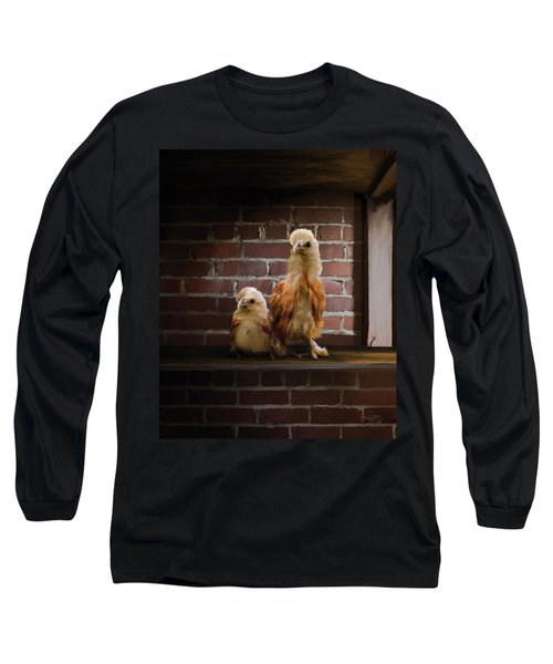 4. Brick Chicks Long Sleeve T-Shirt