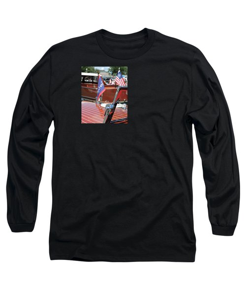 Chris Craft Runabout Long Sleeve T-Shirt