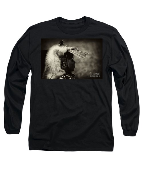 4 - Feathers Long Sleeve T-Shirt by Paul W Faust -  Impressions of Light