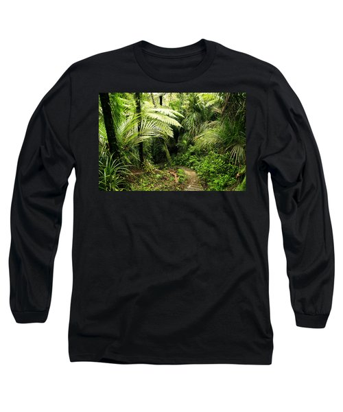Forest No1 Long Sleeve T-Shirt