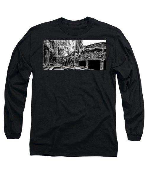 Ta Prohm Ruin Long Sleeve T-Shirt