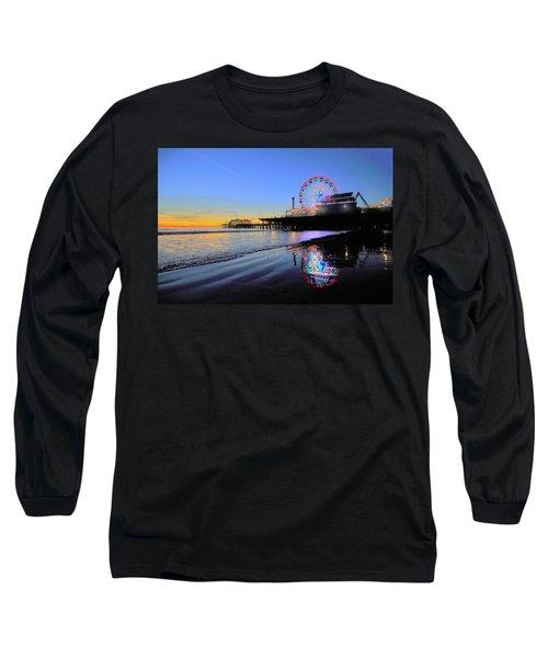 Star Wheel Long Sleeve T-Shirt