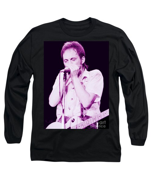 Steve Marriott - Humble Pie At The Cow Palace S F 5-16-80 Long Sleeve T-Shirt