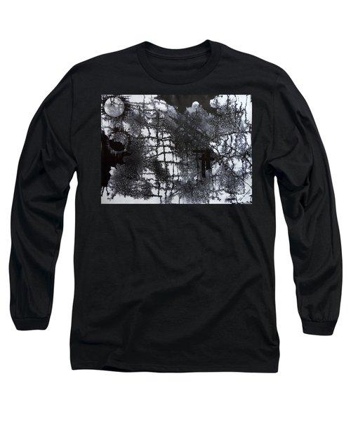 Two Circle Long Sleeve T-Shirt