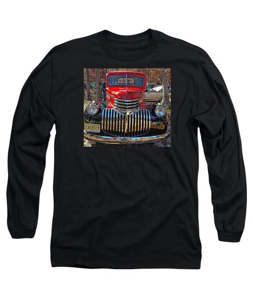 46boty Long Sleeve T-Shirt