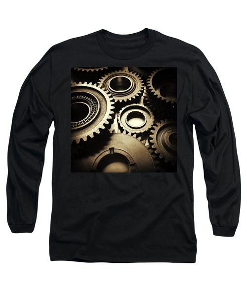 Cogs Long Sleeve T-Shirt