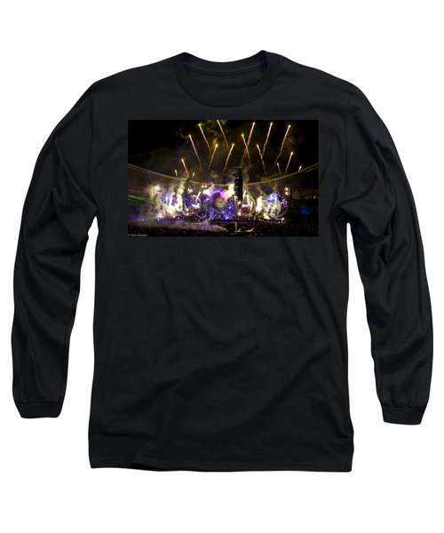 Coldplay - Sydney 2012 Long Sleeve T-Shirt
