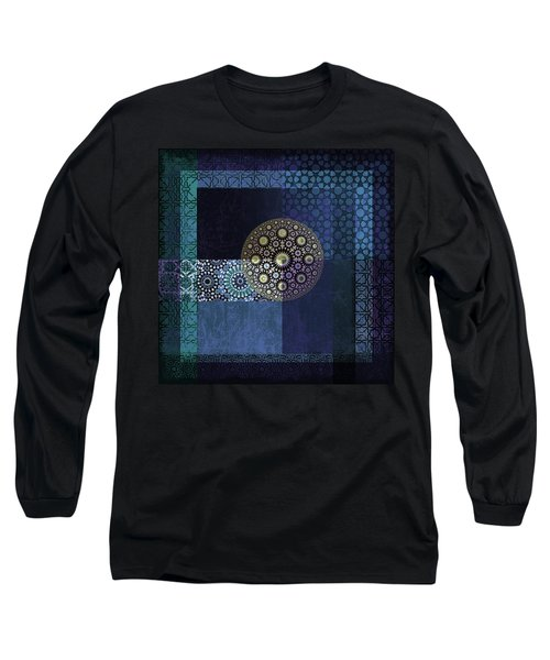 Islamic Motives Long Sleeve T-Shirt by Corporate Art Task Force