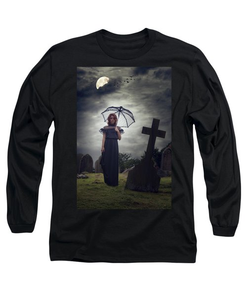 Mourning Long Sleeve T-Shirt
