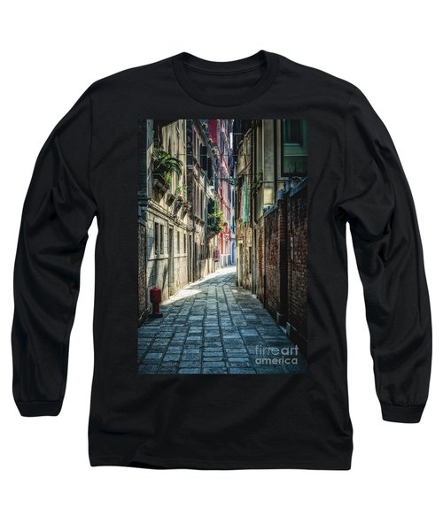 Venice Long Sleeve T-Shirt by Traven Milovich