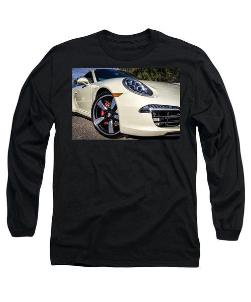50th Anniversary Porsche 911 Long Sleeve T-Shirt
