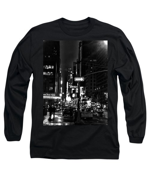 53rd And 7th Long Sleeve T-Shirt