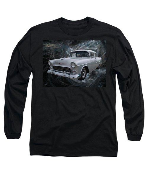 55 Chevy Long Sleeve T-Shirt