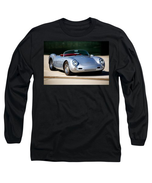 550 Spyder Long Sleeve T-Shirt by Peter Tellone