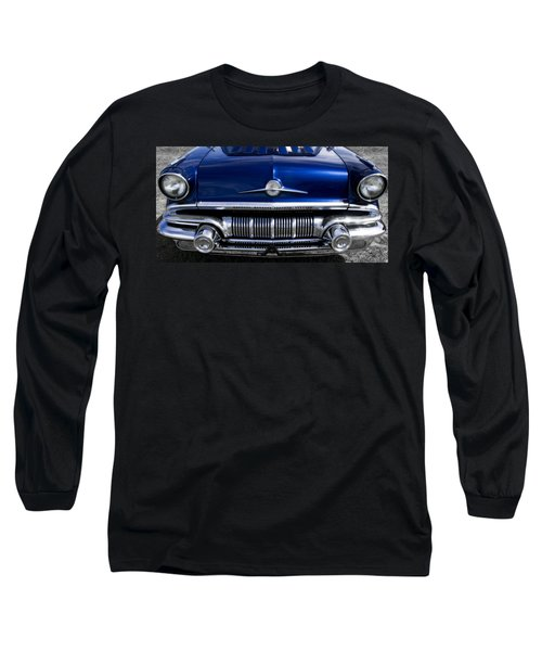 '57 Pontiac Safari Starchief Long Sleeve T-Shirt