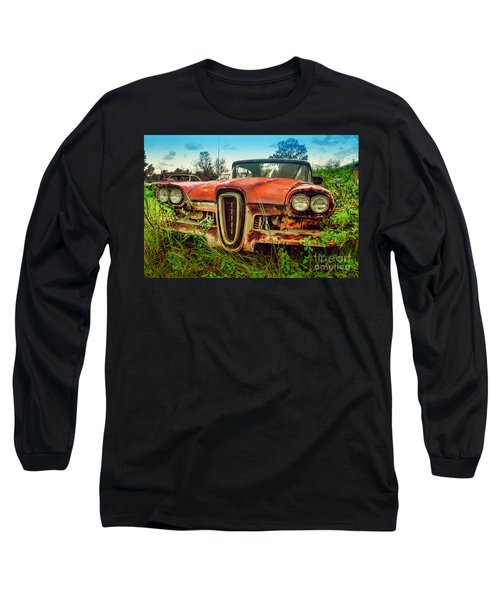 58 Edsel Long Sleeve T-Shirt