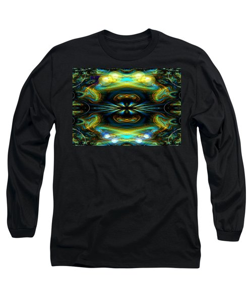 609 - Lucid Infinity .... Long Sleeve T-Shirt