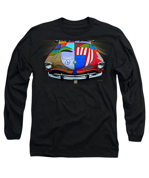60s Wild Ride Long Sleeve T-Shirt