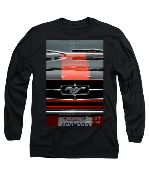 65 Mustang Long Sleeve T-Shirt