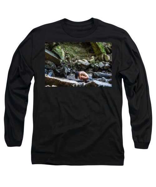 Intimations Of Immortality Long Sleeve T-Shirt by Traven Milovich