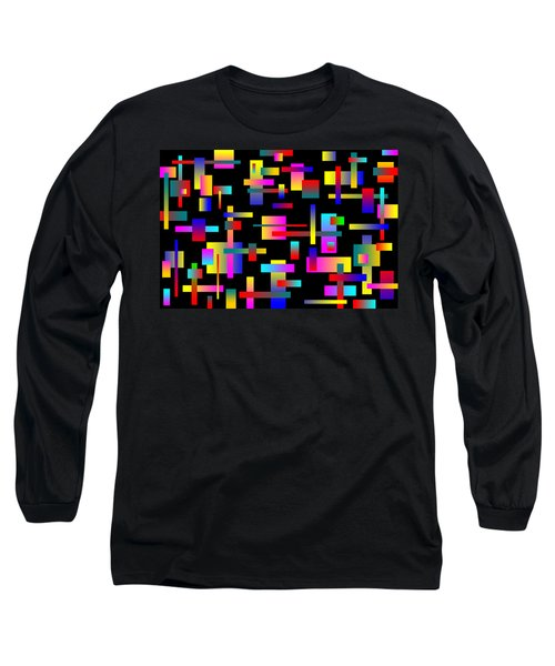 70's Jazz Long Sleeve T-Shirt by Mark Blauhoefer