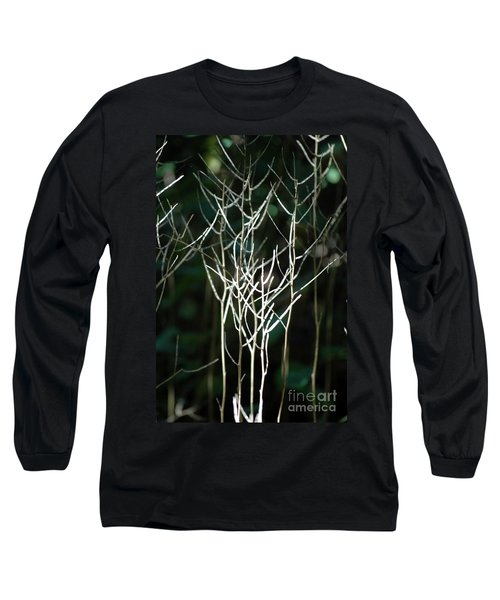Long Sleeve T-Shirt featuring the photograph Autumn Light by Christiane Hellner-OBrien