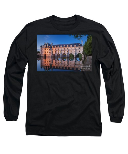 Chateau Chenonceau Long Sleeve T-Shirt