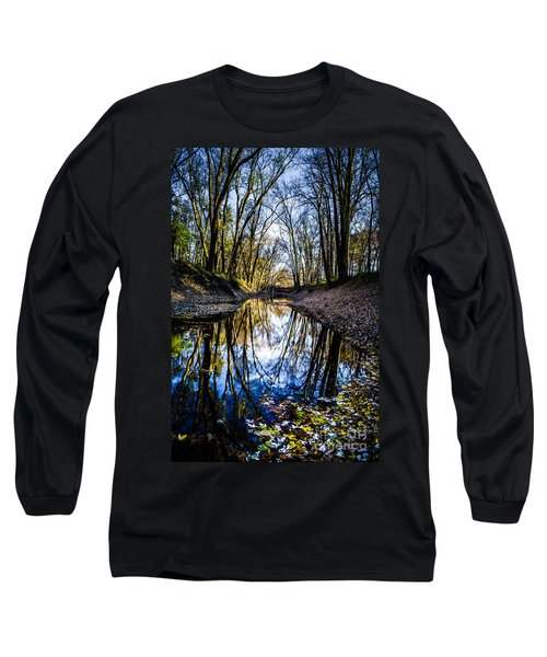 Treasure Of Leaves Long Sleeve T-Shirt
