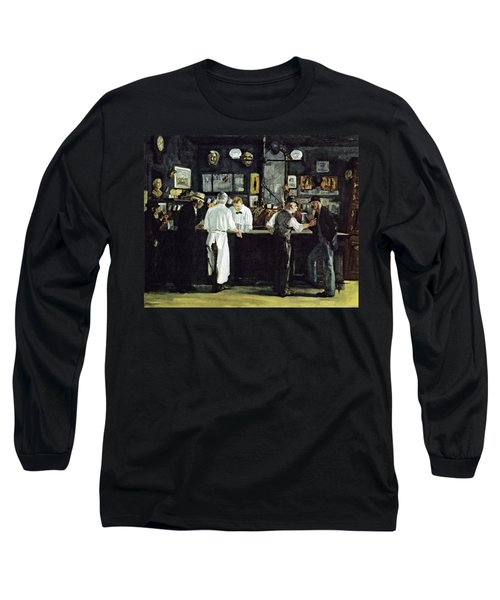 Mcsorleys Bar New York Long Sleeve T-Shirt
