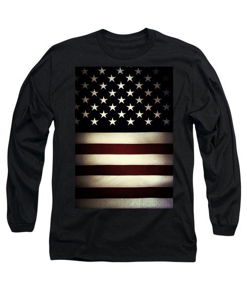 American Flag 60 Long Sleeve T-Shirt