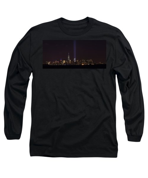 9.11.2014 Long Sleeve T-Shirt by Kenneth Cole